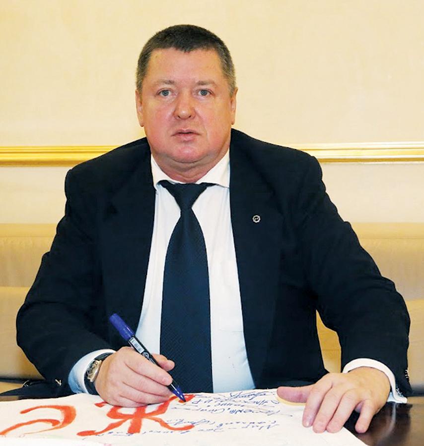 Председатель координационного совета «Старшее поколение» Алексеев Юрий Иванович выражает свою поддержку