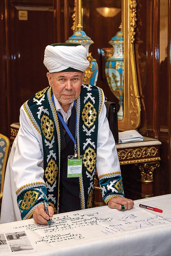 «Республика Башкортостан земля мира и согласия!» - муфтий Нурмухамед Хазрат Нигматулин